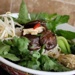 Vietnamese Vegetarian Pho Recipe