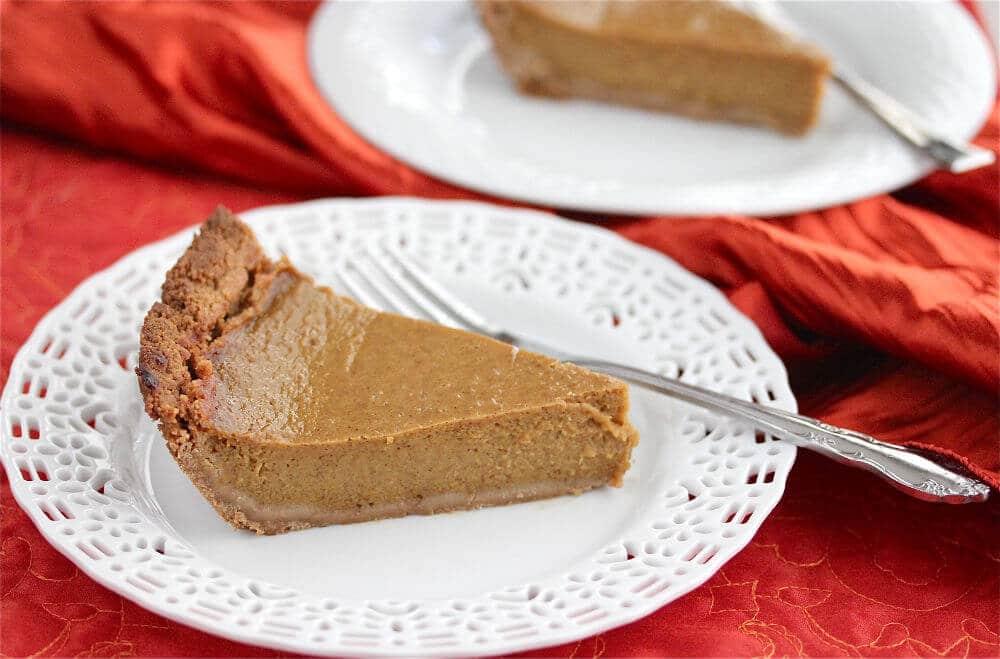 Gluten-Free, Dairy-Free Spiced Pumpkin Pie Recipe - Jeanette's Healthy ...