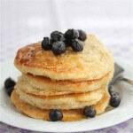 Homemade Gluten/Dairy/Egg-Free (Vegan) Pancakes