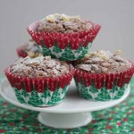 Gluten-Free Gingerbread Muffins