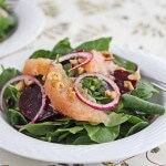 Detox Beet Grapefruit Salad