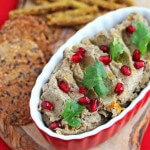 Eggplant Walnut Dip