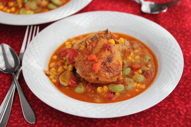 Brunswick Chicken Stew Recipe