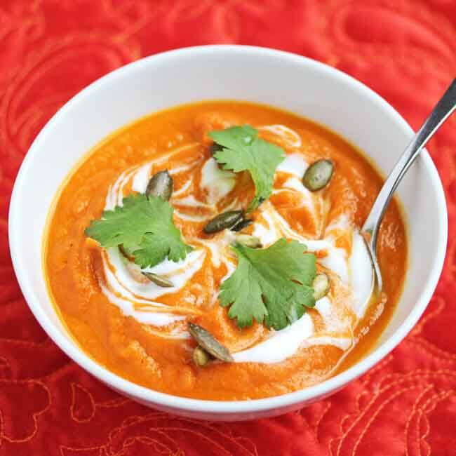 Carrot and coriander soup recipe delia smith 50 women game carrot and coriander soup recipe delia smith 50 women game changers in food jeanettes healthy living forumfinder Image collections
