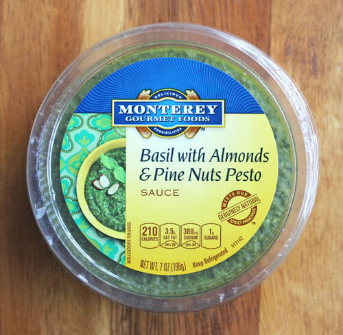monterey gourmet foods pesto