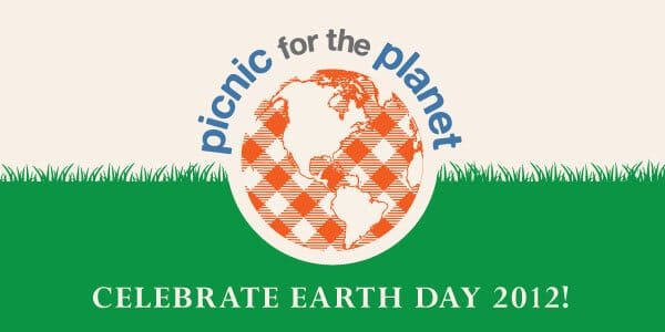 picnic for planet Earth Day