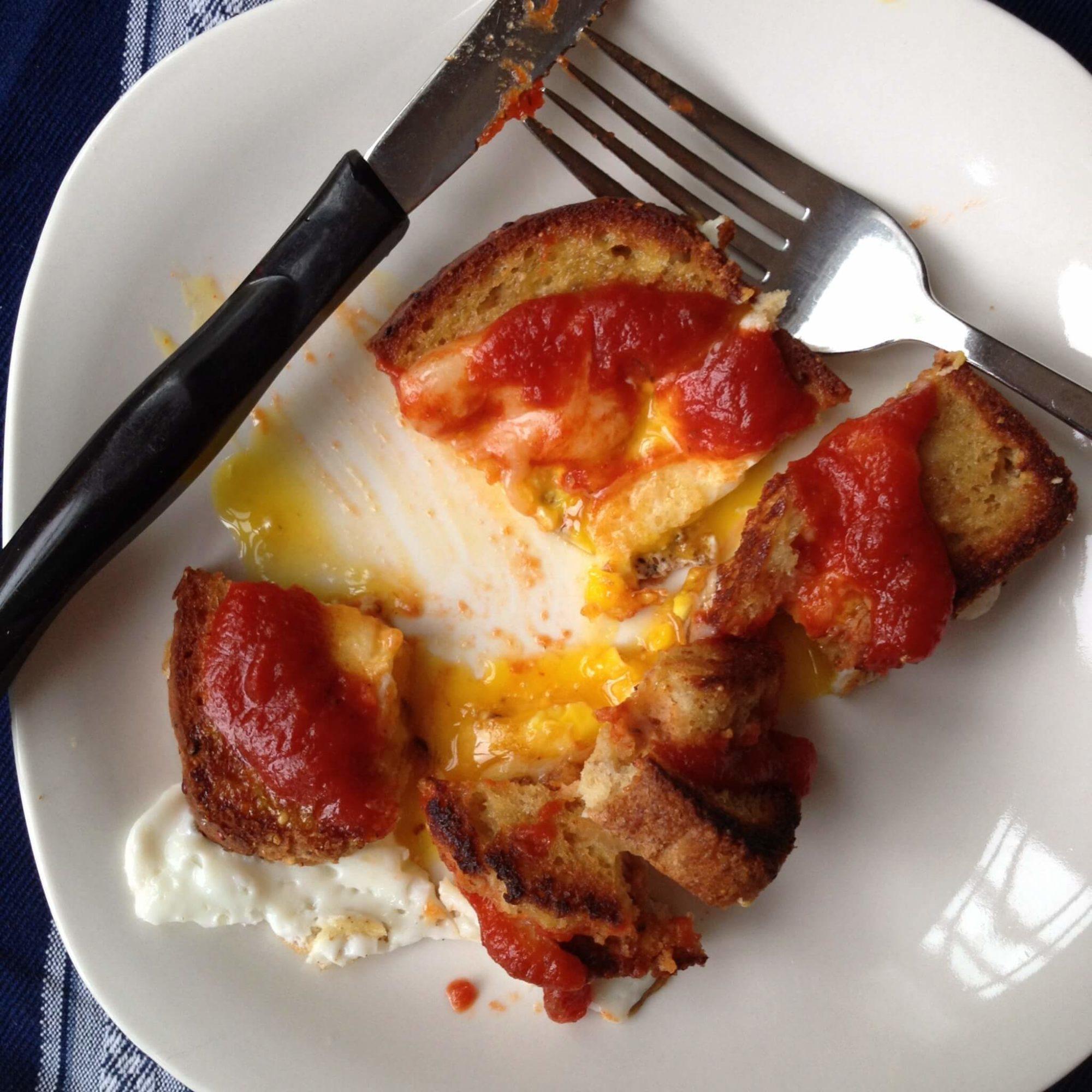 Five easy breakfast ideas via instagram jeanette 39 s for Easy breakfast in bed ideas