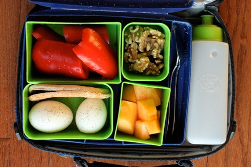 Healthy Lunch Box by Green Lite Bites
