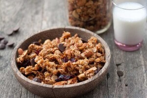 Coconut Granola from What&#039;s Gaby Cooking
