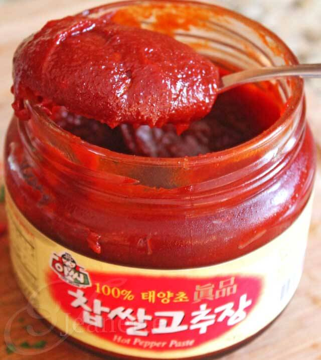 Korean Red Pepper Paste