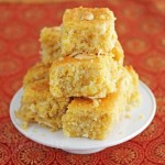 Corn &quot;Semolina&quot; Cake