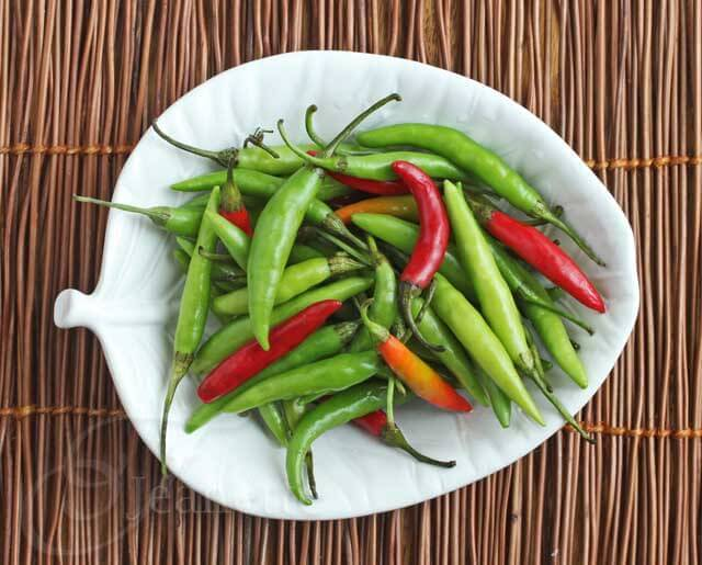 Thai Bird's Eye Chilies