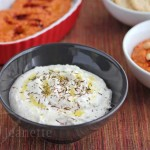 Feta Yogurt Dip with Za&#039;atar  Jeanette&#039;s Healthy Living