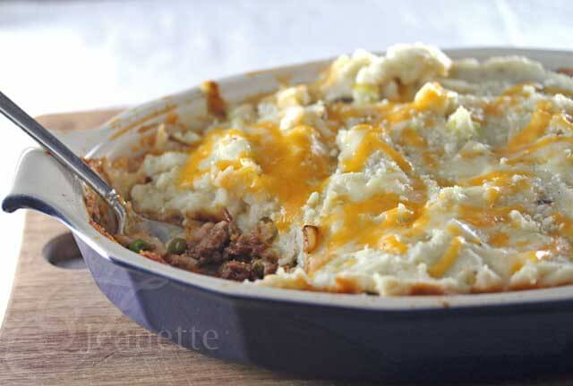 Turkey Shepherds Pie