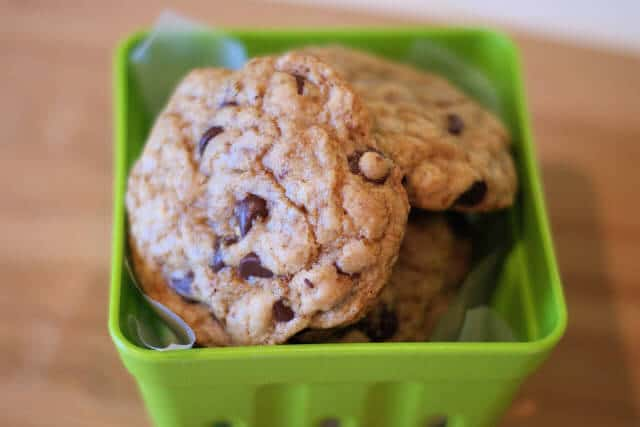Gluten-Free Dairy-Free Chocolate Chip Cookies