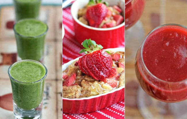 Jeanettes Healthy Living Top Recipes 2012
