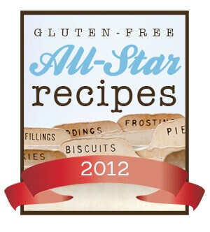 2012 Gluten-Free All-Star Recipes from Sarah Bakes Gluten Free Treats