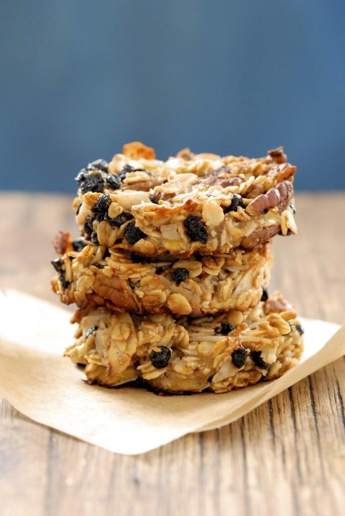 Breakfast cookies by kumquat
