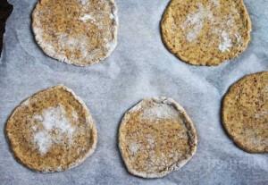 Gluten-Free Grain-Free Pizza Crust © Jeanette's Healthy Living