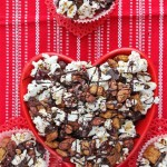 Dark Chocolate Almond Cranberry Trail Mix  Jeanette&#039;s Healthy Living