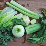 Green Juice Ingredients