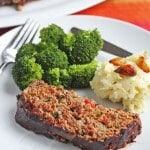 Roasted Vegetable Meatloaf Dinner  Jeanette&#039;s Healthy Living