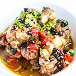 Crock Pot Jamaican Spiced Chicken Stew Recipe