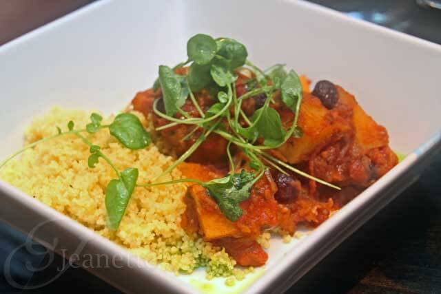 Moroccan Vegetarian Tagine © Jeanette's Healthy Living