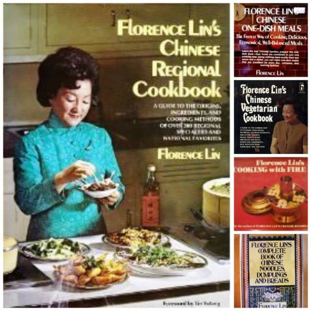 Florence Lin Cookbooks