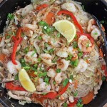 Pancit Bihon Stir-Fry Rice Noodles  Jeanette&#039;s Healthy Living