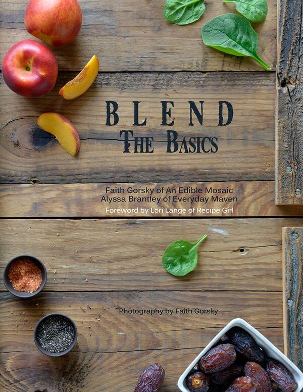 Sweet Green Goddess Smoothie Recipe ~ BLEND Launch Party! {$1750 Product Giveaway}