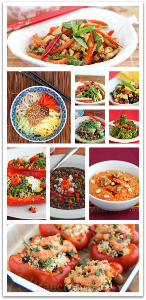 How To Use Bell Peppers - 16 bell pepper recipes