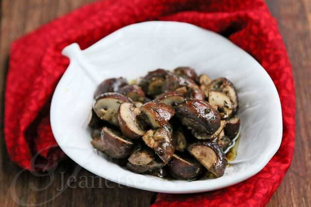 Cancer fighting recipe roasted mushrooms and thyme superfood cancer fighting recipe roasted mushrooms and thyme superfood research at city of hope jeanettes healthy living forumfinder