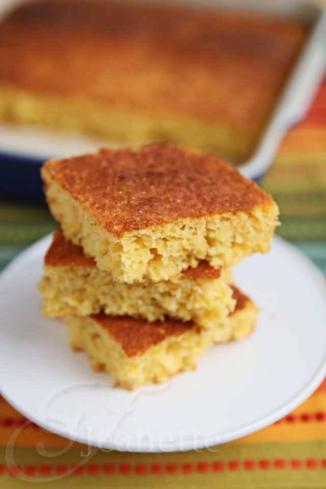 Gluten-Free Dairy-Free Cornbread Recipe