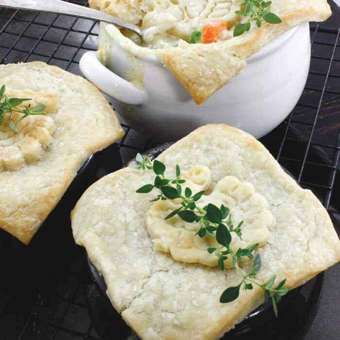 Everyday Classics Gluten-Frew Chicken Pot Pie