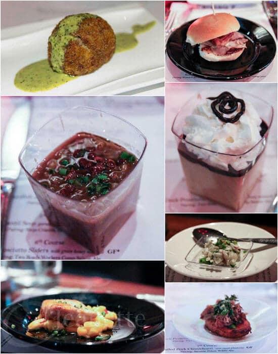 Bistro 7 Restaurant + Bar Tasting Dinner