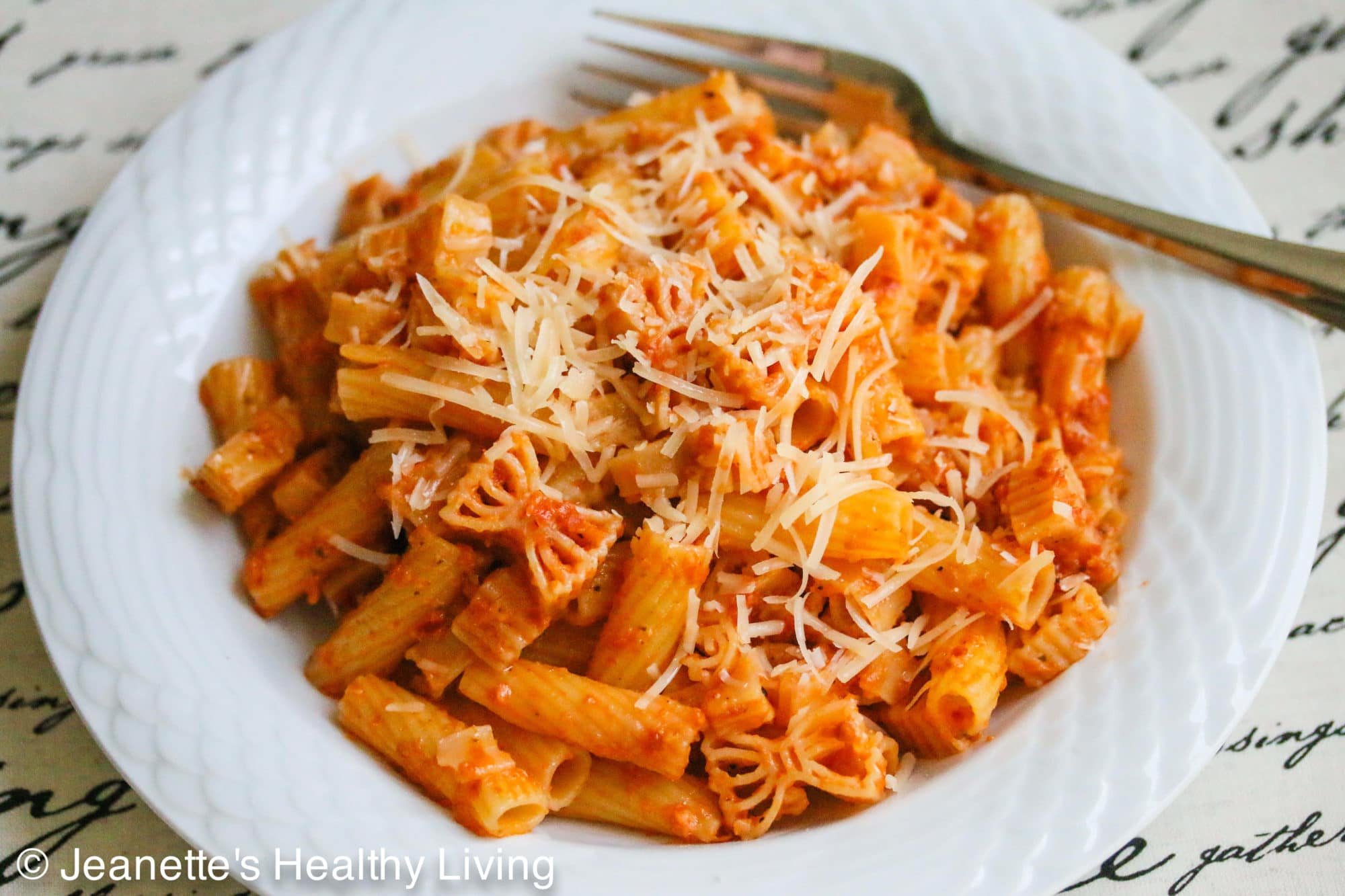 Oven Roasted Tomato Pesto Recipe - Jeanette's Healthy Living