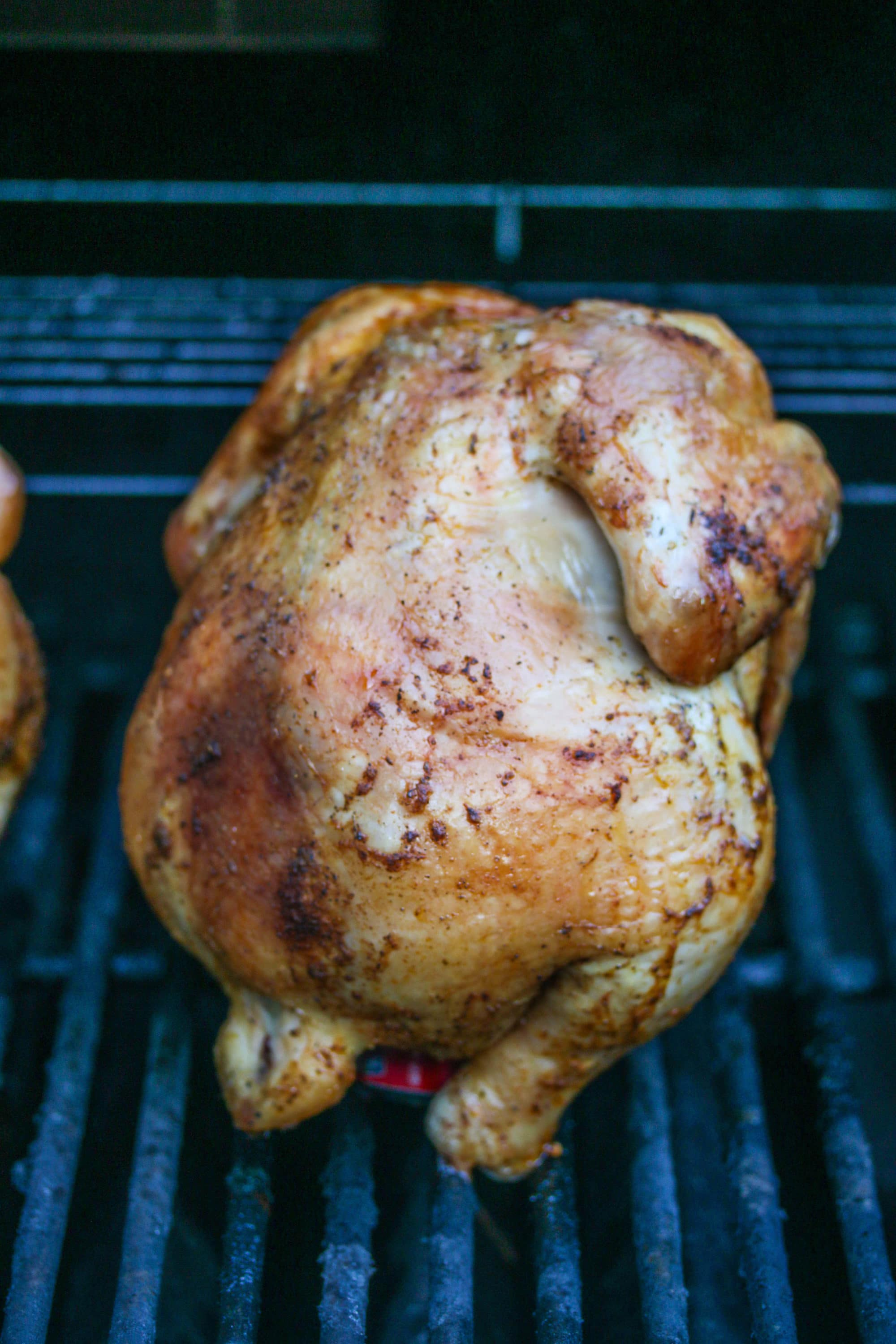 Fajita Spiced Beer Can Chicken Recipe