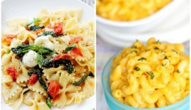 Healthy Meatless Pasta Recipes