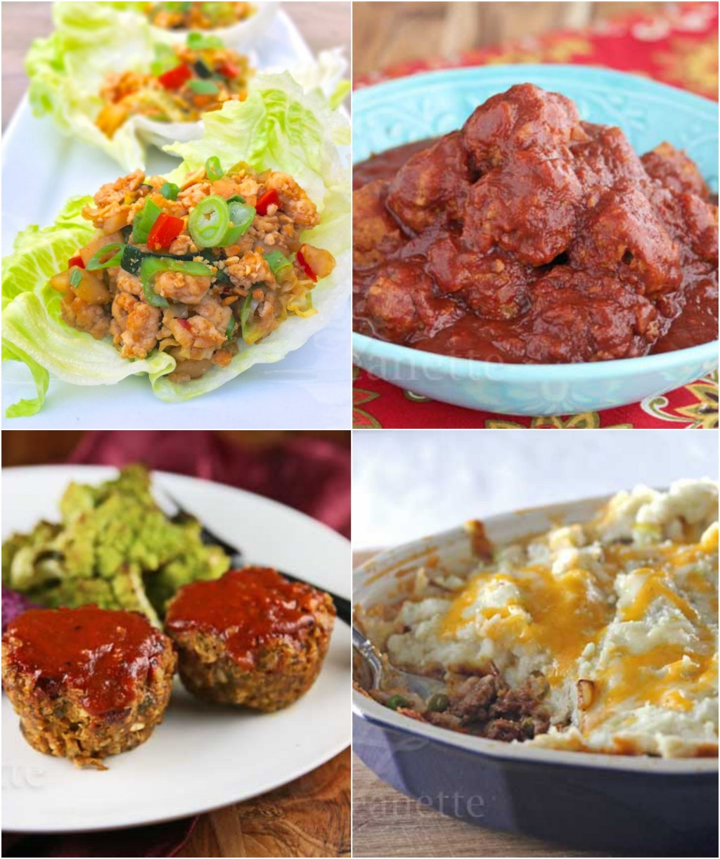 Recipes using Ground Chicken