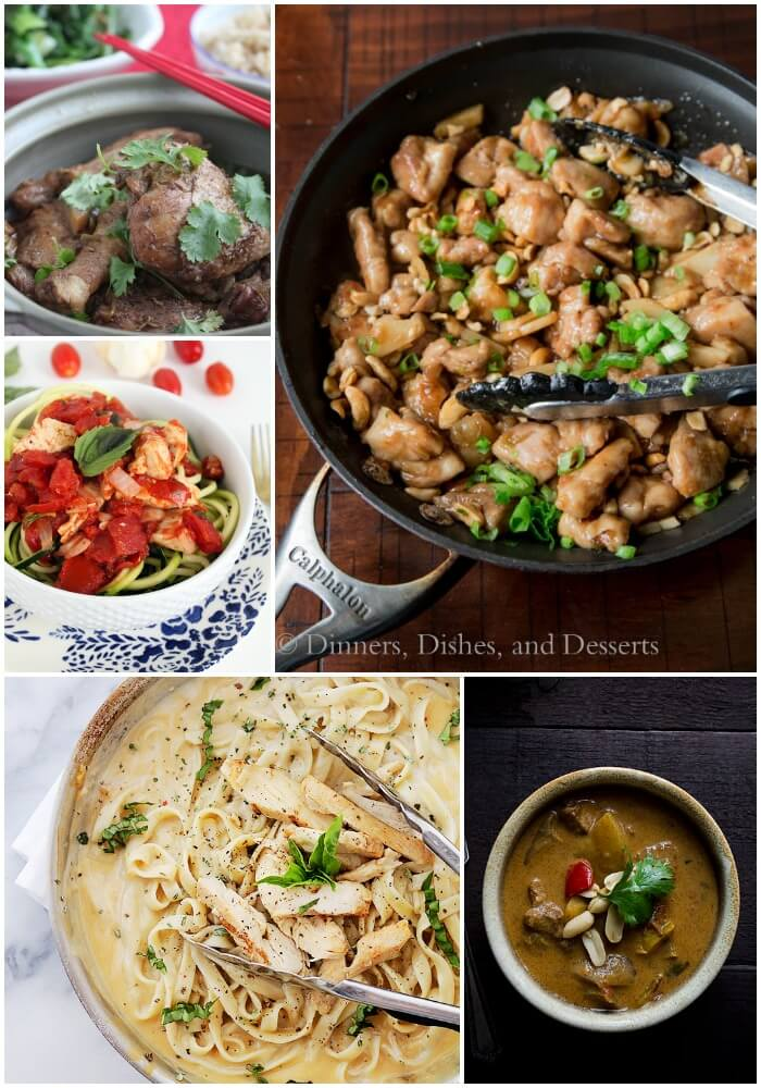 Stovetop Chicken Recipes