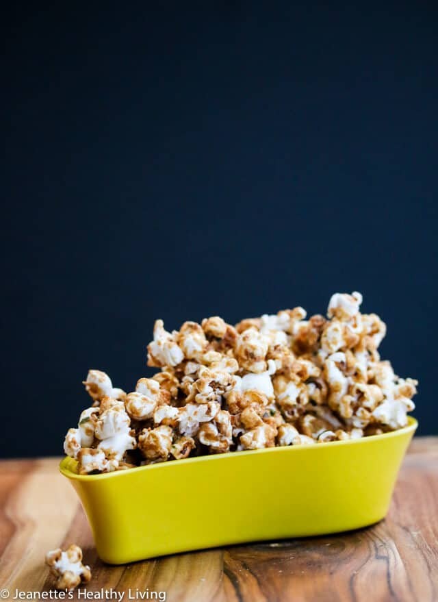 Sweet and Salty Caramel Furikake Popcorn Recipe {Nature+™ Giveaway ...
