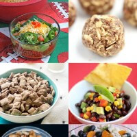 30 Healthy College Dorm Snacks - healthy recipes that can be either require no cooking or can be made in the microwave