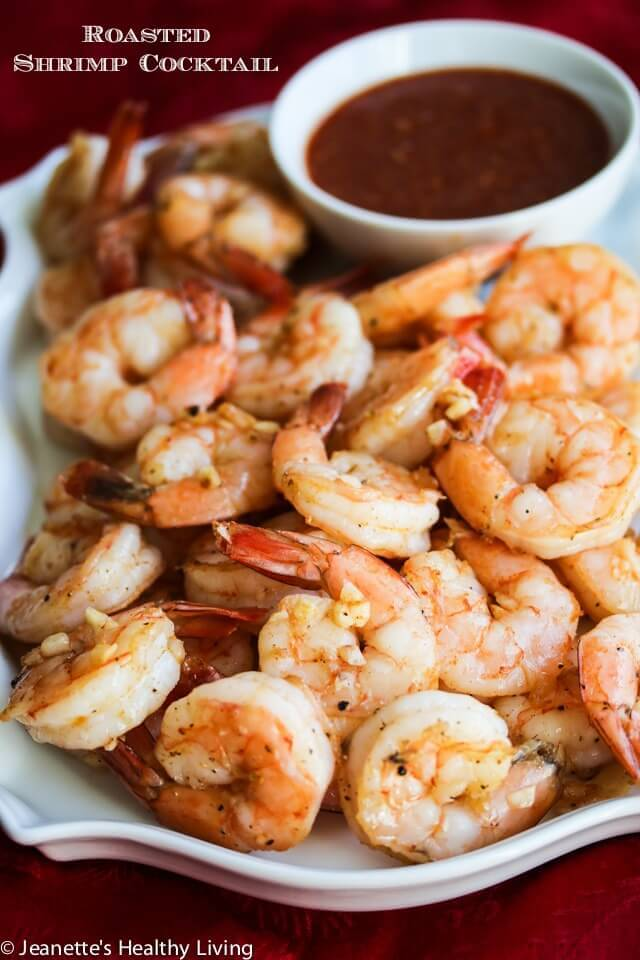 Garlic-Roasted Shrimp With Red Peppers And Smoked Paprika Recipes ...