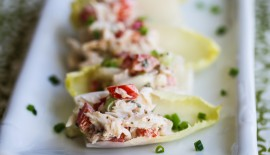 s Stuffed With Old Bay Crab Salad - this is an elegant and easy holiday appetizer that will WOW your guests!