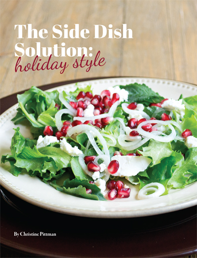 Holiday Side Dishe Solutions