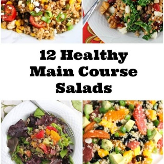 12 Healthy Main Course Salads
