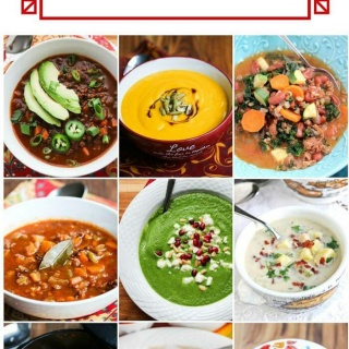 12 Healthy Comfort Soup Recipes