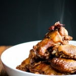 Slow Cooker Chinese Soy Sauce Chicken Wings - a classic authentic recipe that is sweet, salty and delicious