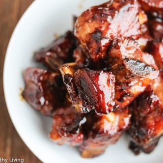 My Dad's Chinese Sticky Honey Spareribs Recipe
